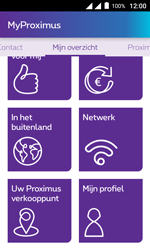Alcatel Pixi 4 (4) - Applicaties - MyProximus - Stap 16