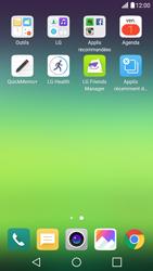 LG LG G5 - E-mail - Configuration manuelle - Étape 4