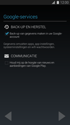 Samsung G900F Galaxy S5 - Applicaties - Account instellen - Stap 13