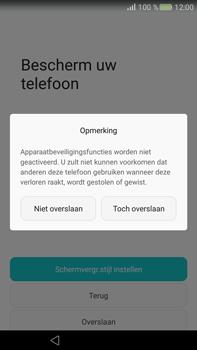 Huawei Mate S - Toestel - Toestel activeren - Stap 26