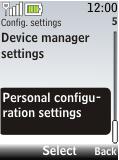 Nokia 2720 fold - Internet - Manual configuration - Step 5