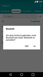 LG H525N G4c - Contactgegevens overzetten - delen via Bluetooth - Stap 9