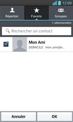 LG Optimus L5 II - E-mails - Envoyer un e-mail - Étape 7
