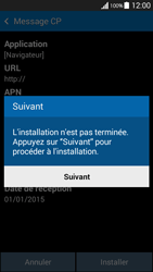 Samsung G530FZ Galaxy Grand Prime - Internet - Configuration automatique - Étape 7