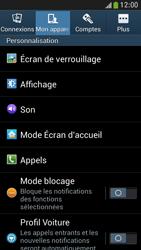 Samsung Galaxy S4 Mini - Sécuriser votre mobile - Activer le code de verrouillage - Étape 5