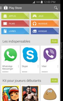 Samsung N915FY Galaxy Note Edge - Applications - Télécharger des applications - Étape 21