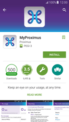 Samsung J500F Galaxy J5 - Applications - MyProximus - Step 7