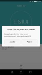 Huawei Honor 5X - Appareil - Mises à jour - Étape 6