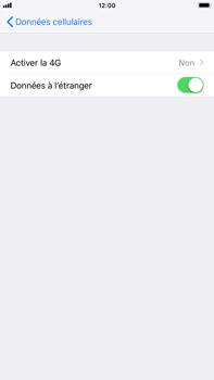 Apple iPhone 7 Plus - iOS 12 - Réseau - Activer 4G/LTE - Étape 5