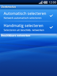 Sony Ericsson Xperia X10 Mini - Buitenland - Bellen, sms en internet - Stap 7