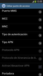 Samsung Galaxy S4 Mini - Internet - Configurar Internet - Paso 12
