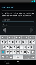 LG G2 - Premiers pas - Créer un compte - Étape 7