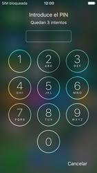 Apple iPhone 5s iOS 10 - Internet - Configurar Internet - Paso 16