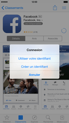 Apple iPhone 6 - Applications - Créer un compte - Étape 9