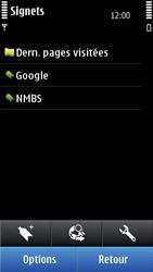 Nokia C7-00 - Internet - navigation sur Internet - Étape 10
