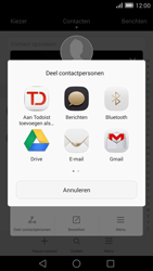 Huawei Ascend Mate 7 4G (Model MT7-L09) - Contacten en data - Contacten overzetten via Bluetooth - Stap 6