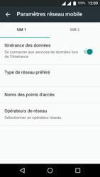 Wiko U-Feel Lite - Internet - Désactiver du roaming de données - Étape 6