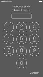 Apple iPhone SE - Primeros pasos - Activar el equipo - Paso 4