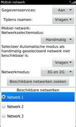 BlackBerry 9860 Torch - Bellen - in het buitenland - Stap 8