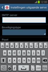 Samsung Galaxy Fame Lite (S6790) - E-mail - Account instellen (IMAP zonder SMTP-verificatie) - Stap 13