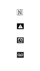 LG Optimus F6 - Premiers pas - Comprendre les icônes affichés - Étape 18