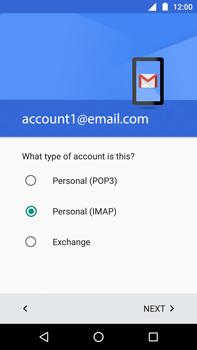 Motorola Moto Z Play - Email - Manual configuration IMAP without SMTP verification - Step 11
