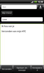 HTC A9191 Desire HD - E-mail - Hoe te versturen - Stap 8