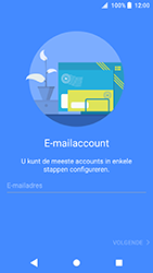 Sony Xperia XA2 - E-mail - e-mail instellen: IMAP (aanbevolen) - Stap 6