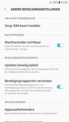 Samsung Galaxy J5 (2016) - Android Nougat - Beveiliging en ouderlijk toezicht - Hoe wijzig ik mijn SIM PIN-code - Stap 6
