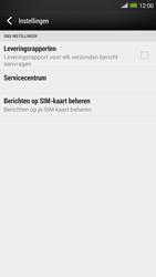 HTC One Max - SMS - handmatig instellen - Stap 10