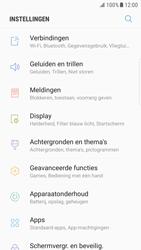 Samsung G925F Galaxy S6 Edge - Android Nougat - Netwerk - Wijzig netwerkmodus - Stap 4