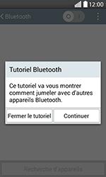 LG H220 Joy - WiFi et Bluetooth - Jumeler votre téléphone avec un accessoire bluetooth - Étape 5