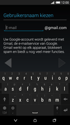 HTC Desire 620 - Applicaties - Account aanmaken - Stap 7