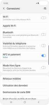 Samsung Galaxy S10 Plus - Bluetooth - connexion Bluetooth - Étape 7