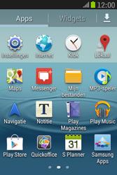 Samsung S6310 Galaxy Young - Applicaties - Applicaties downloaden - Stap 3