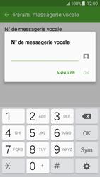 Samsung J500F Galaxy J5 - Messagerie vocale - configuration manuelle - Étape 9