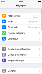 Apple iPhone 5 iOS 7 - MMS - Configuration manuelle - Étape 3