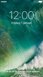 Apple iPhone SE - iOS 10 - Device maintenance - Een soft reset uitvoeren - Stap 4