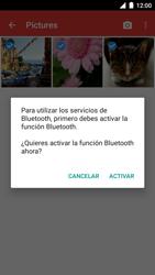 BQ Aquaris U - Bluetooth - Transferir archivos a través de Bluetooth - Paso 10