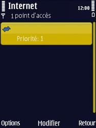 Nokia N86 - Internet - Configuration manuelle - Étape 13
