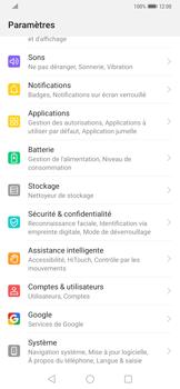 Huawei Mate 20 Pro - Appareil - Restauration d