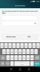 Huawei P8 Lite - E-mail - Manual configuration (yahoo) - Step 7