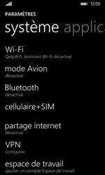Nokia Lumia 530 - MMS - Configuration manuelle - Étape 4