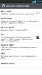 LG Optimus L9 - Internet - Activar o desactivar la conexión de datos - Paso 5