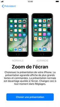 Apple iPhone 8 Plus - Premiers pas - Créer un compte - Étape 42