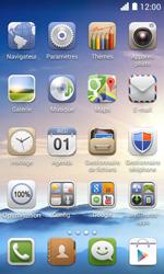 Huawei Ascend Y330 - E-mail - envoyer un e-mail - Étape 2