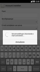 Huawei Ascend G6 - E-mail - e-mail instellen: POP3 - Stap 12