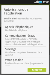 Samsung Galaxy Ace - Applications - Télécharger une application - Étape 19