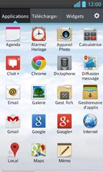 LG E460 Optimus L5 II - E-mail - Configuration manuelle - Étape 3
