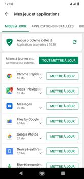 Xiaomi Mi A2 Lite - Applications - comment vérifier si des mises à jour sont disponibles pour l'appli - Étape 6